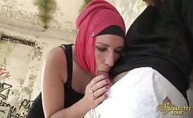 Fucking my arab ex girlfriend