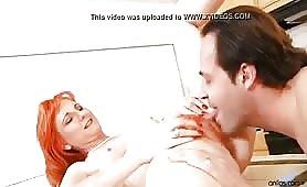 Redhead  Hardcore Sasha Brand