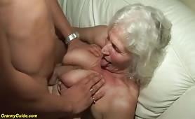 75 Years   old Grandma