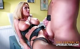 Summer Brielle - Hospital MILF Fuck Time